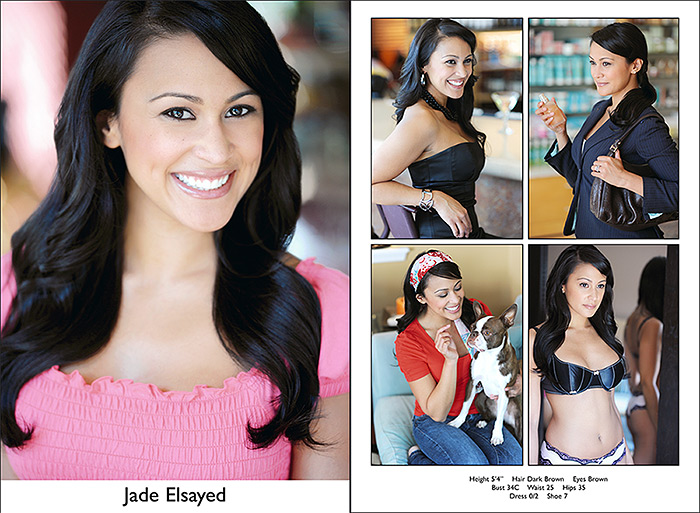 Sample Comp Cards | Jordan Matter Photography - New York Headshot ...