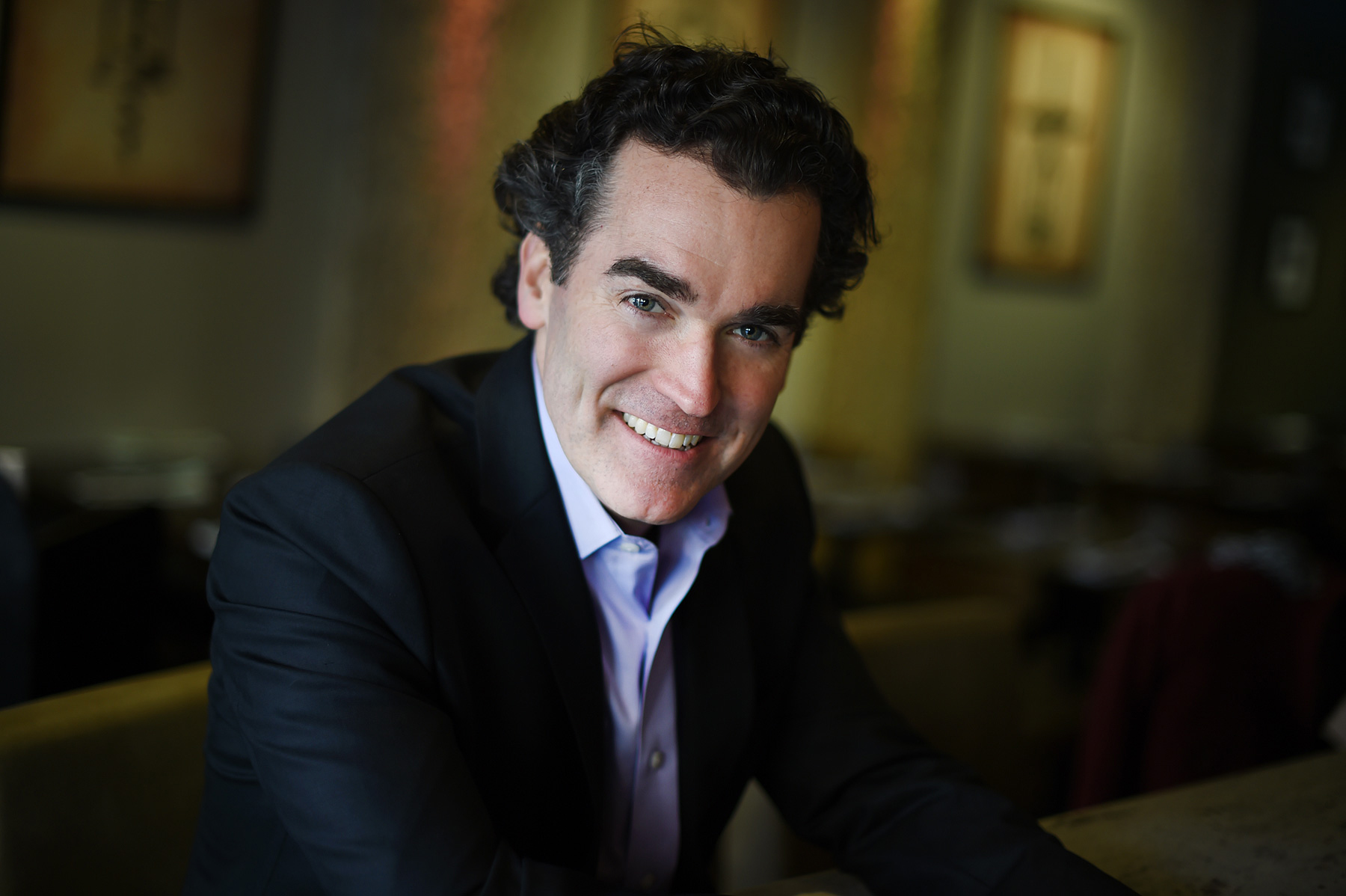 "Brian d'Arcy James ""Spotlight"""