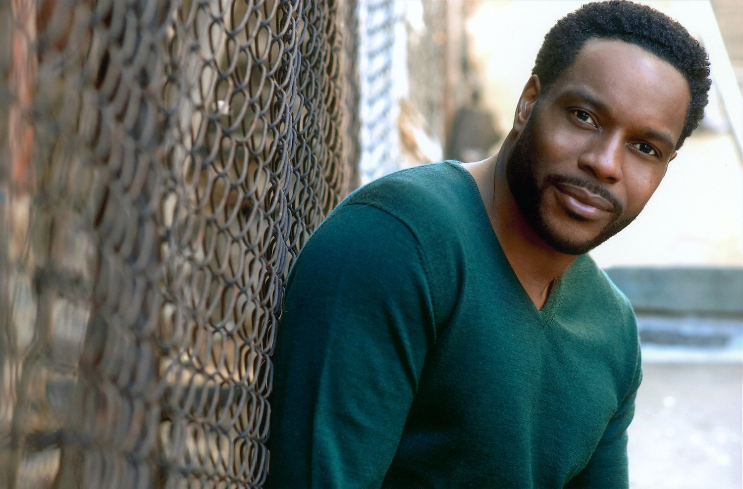 "Chad Coleman ""Walking Dead"""