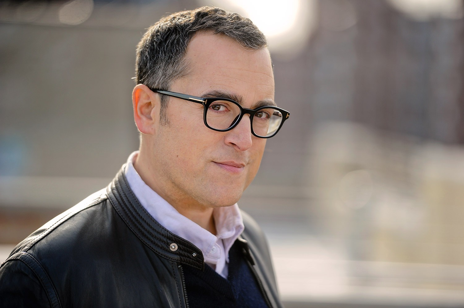 "Paul Marcarelli ""Can you hear me now?"""