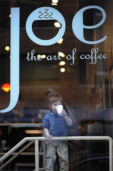 Hudson, Joe Coffee, NYC