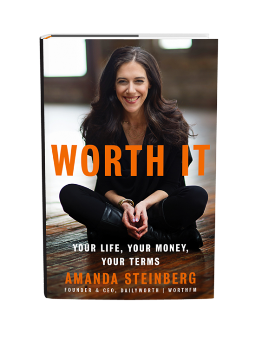 Amanda Steinberg, Best Selling Author